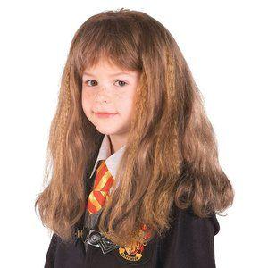 Hermione Granger Kids Wig
